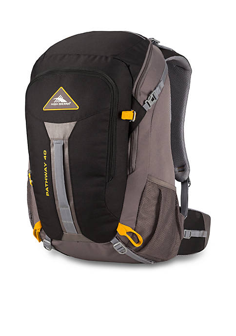 High Sierra Pathway 40 L Backpack