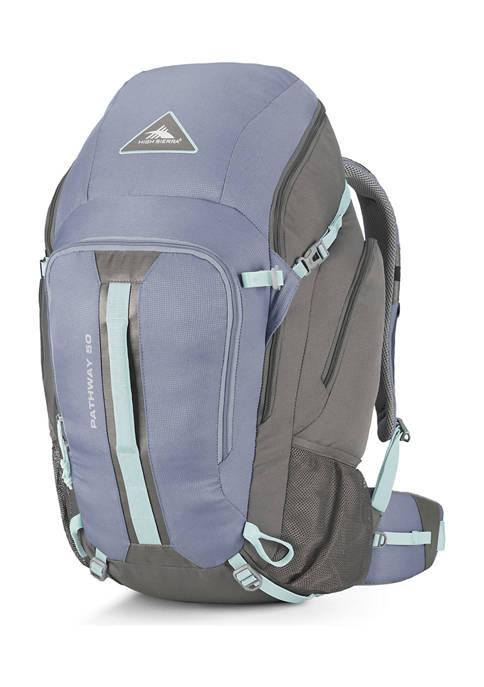 High Sierra Pathway 50 L Backpack