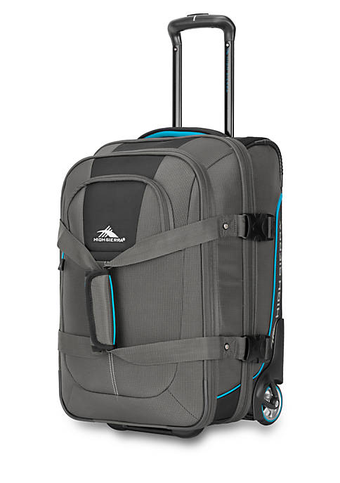 High Sierra Selway Gray 22-in. Carry-on
