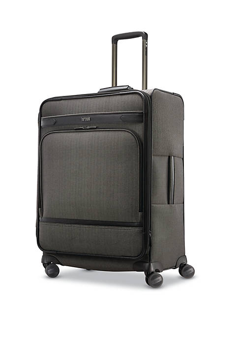 Hartmann Herringbone Deluxe Expandable Spinner Luggage