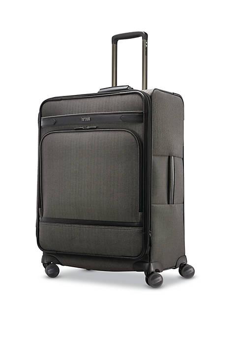 Hartmann Herringbone Deluxe Expandable Spinner Luggage