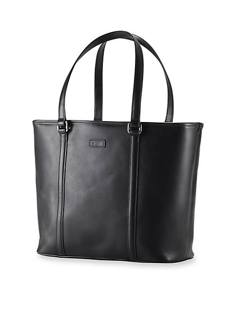 Hartmann Heritage Zippered Tote - Black