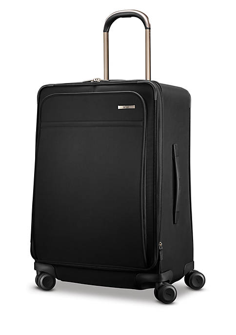 Hartmann Medium Journey Expandable Spinner -Deep Black