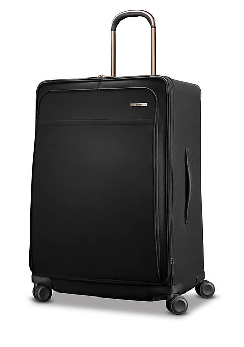 Hartmann Extended Journey Expandable Spinner -Deep Black
