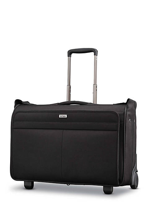 Hartmann Century Carry-On Wheeled Garment Bag