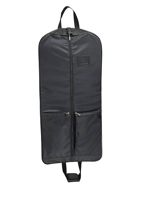"""WallyBags® 45"""" Slim Garment Bag"""