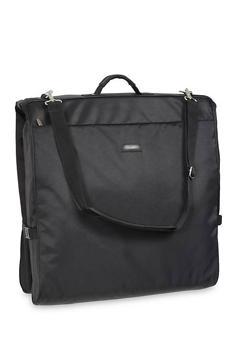 WallyBags® 45-in. Framed Garment Bag with Shoulder Strap