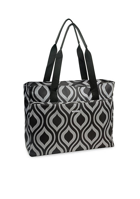 Patterned Tote