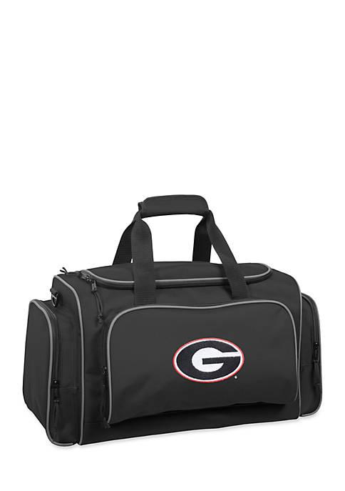 Georgia Bulldogs 21-in. Collegiate Duffel - Online Only