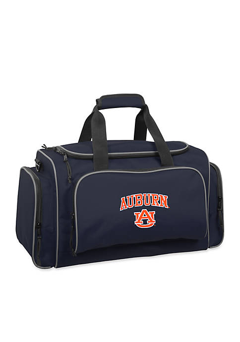 WallyBags® Auburn Tigers 21-in. Collegiate Duffel