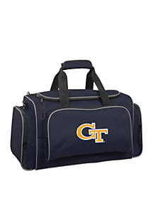 WallyBags® Georgia Tech Yellow Jackets 21-in. Collegiate Duffel - Online Only
