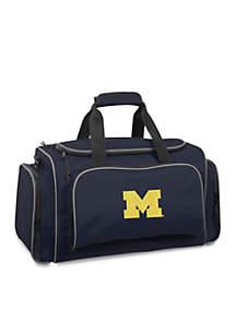 Michigan Wolverines 21-in. Collegiate Duffel - Online Only