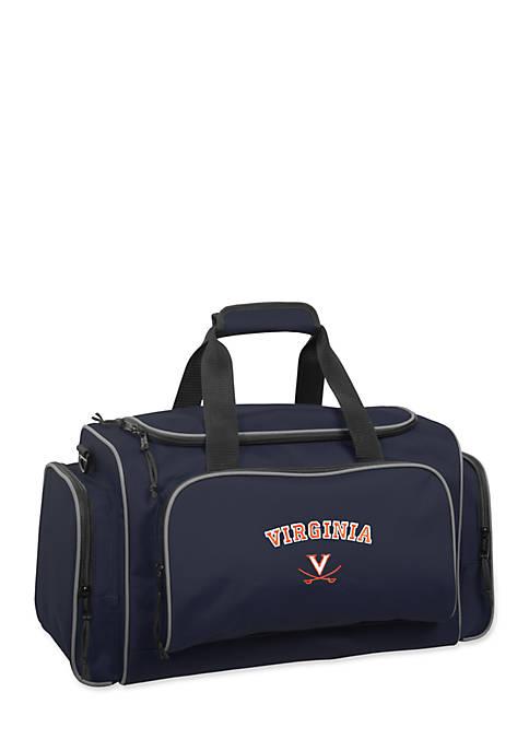 Virginia Cavaliers 21-in. Collegiate Duffel - Online Only