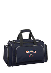 Virginia Cavaliers 21-in. Collegiate Duffel - Online Only