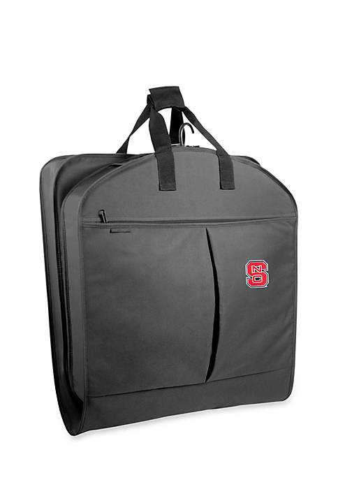 NC State Wolfpack 40-in. Suit Length Garment Bag - Online Only