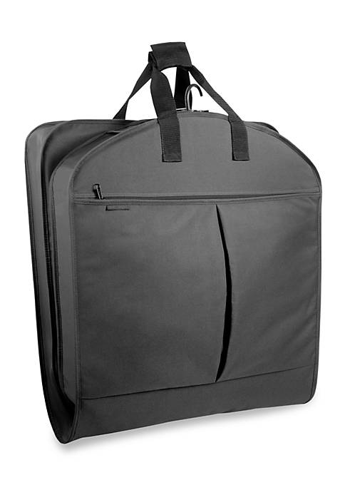 WallyBags® 52-in. Dress Length Garment Bag With Pockets