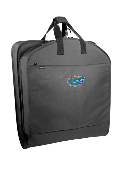NCAA Florida Gators 40 Inch Suit Length Garment Bag with Pockets