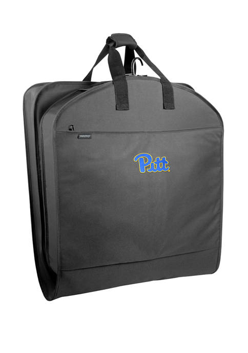 NCAA Pittsburgh Panthers 40 Inch Suit Length Garment Bag with Pockets