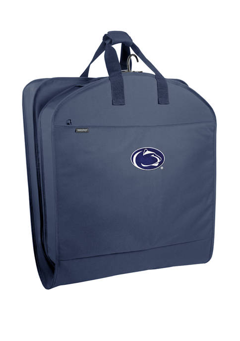 NCAA Penn State Nittany Lions 40 Inch Suit Length Garment Bag with Pockets