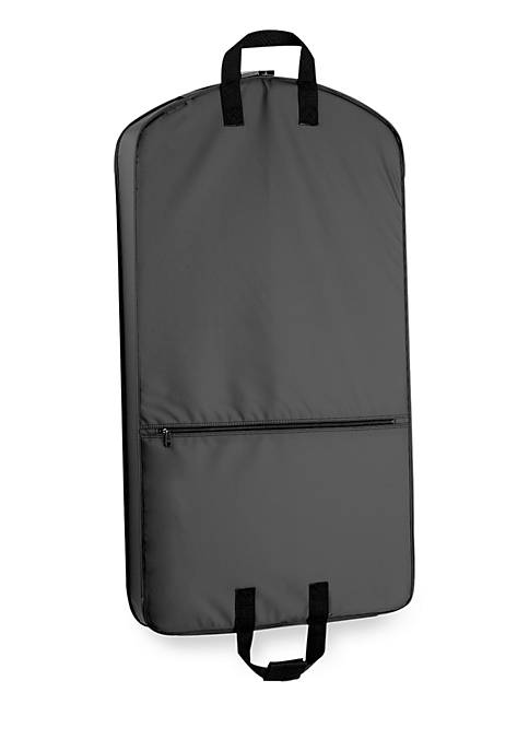 WallyBags® 42-in. Suit Length Garment Bag with Accessory