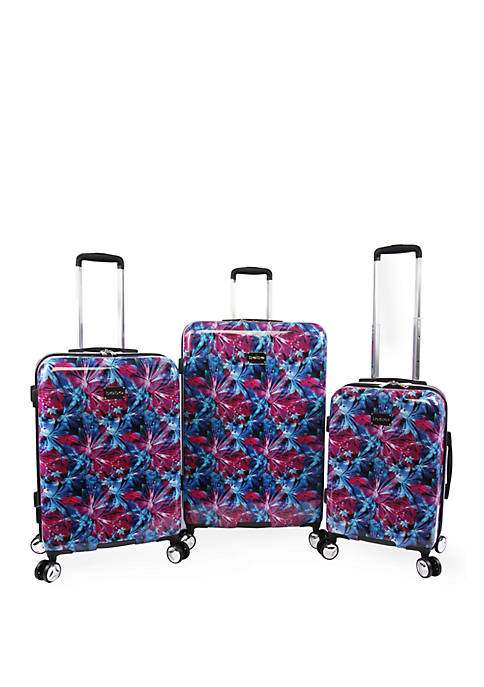 Tina 3 Piece Spinner Suitcase Set