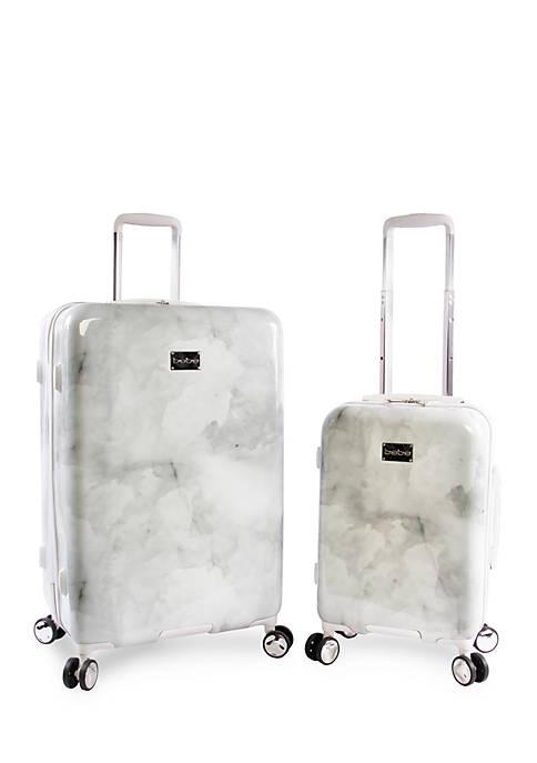 Lilah 2-Piece Spin Suitcase Set