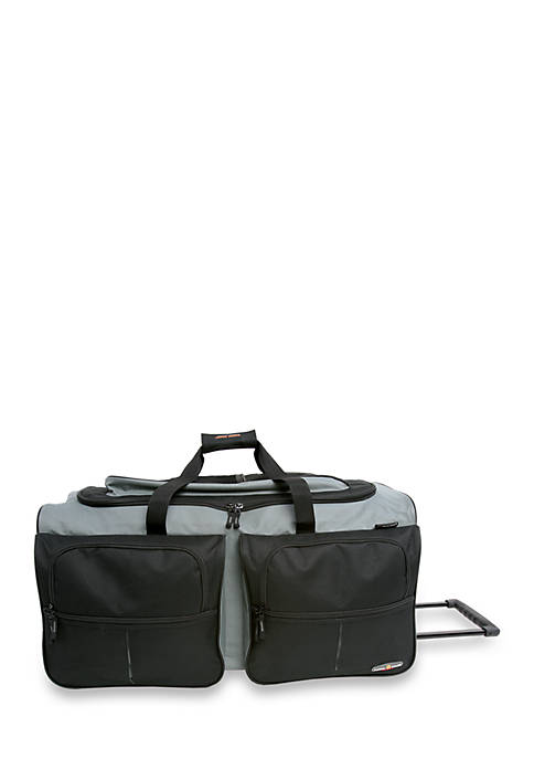 Pacific Coast® Large Rolling Duffel Bag