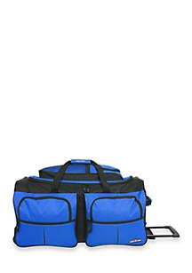 Pacific Coast® Large Rolling Duffel Bag