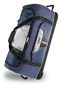 Extra Large Rolling Duffel Bag