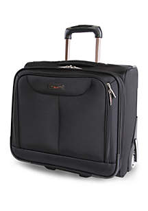 Rolling Laptop Business Briefcase