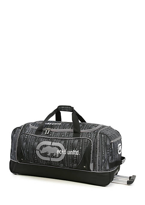Steam Large Rolling Duffel