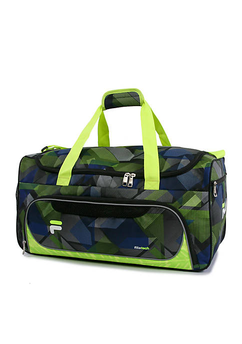 FILA USA Energy Medium Gym Duffel Bag