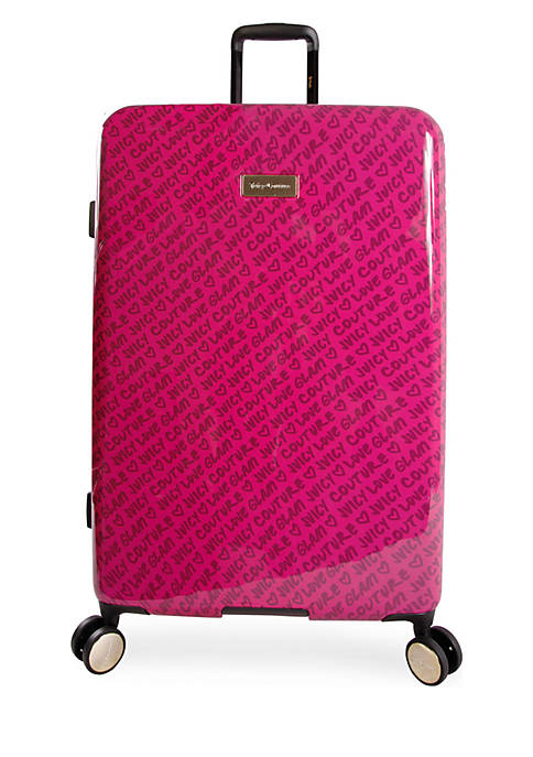 Juicy Couture Juicy Cassandra Spinner Suitcase