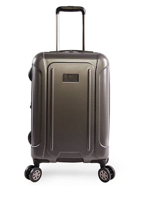 Original Penguin Crest 21 Inch Expandable Hardside Carry-On