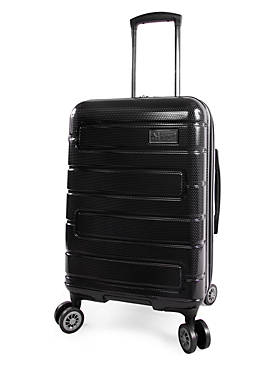 Crimson 21-in. Expandable Hardside Carry-On Spinner Luggage