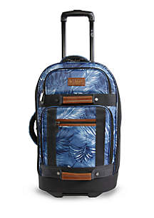 Casual Carry-On Upright Rolling Duffel Bag