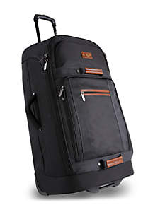 Casual Upright Rolling Duffel Bag