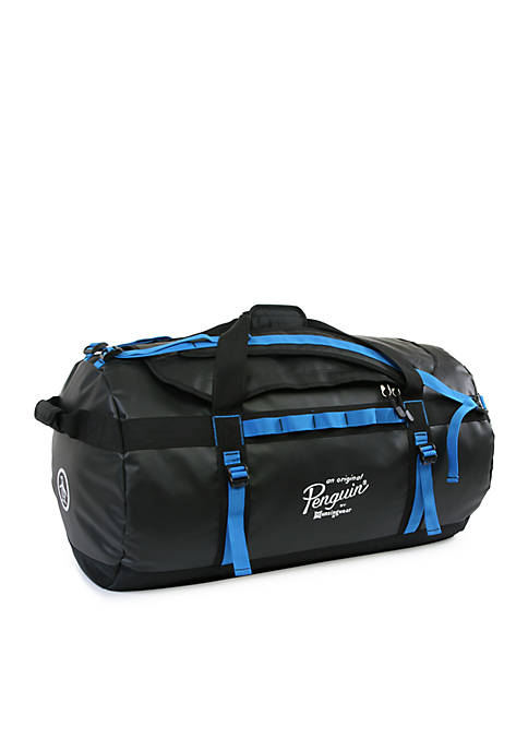 Compass Water-Resistant 2-in-1 Large Duffel/Backpack
