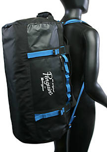 ... Original Penguin Compass Water-Resistant 2-in-1 Large Duffel Backpack 020c912579