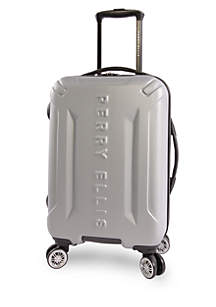 Delancy II Hardside Spinner Luggage Collection - Silver