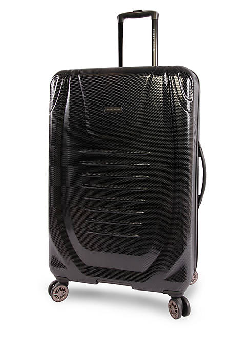 Perry Ellis® Bauer 29-in. Hardside Checked Spinner Luggage