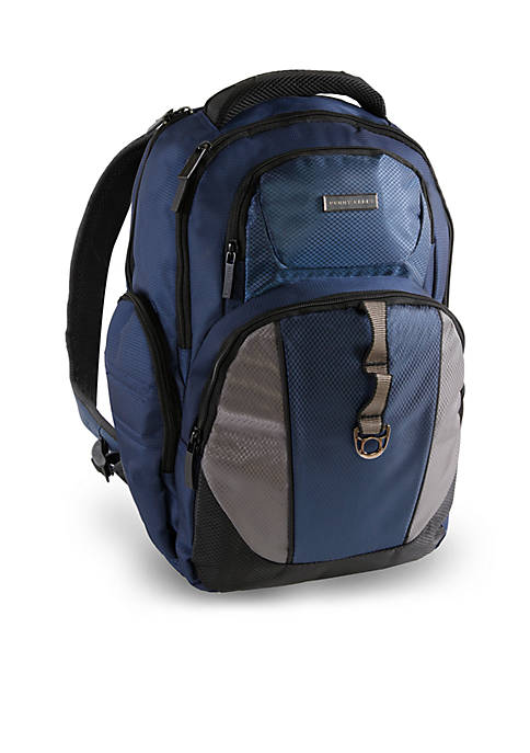 Perry Ellis® P19 Business Laptop Backpack with Tablet