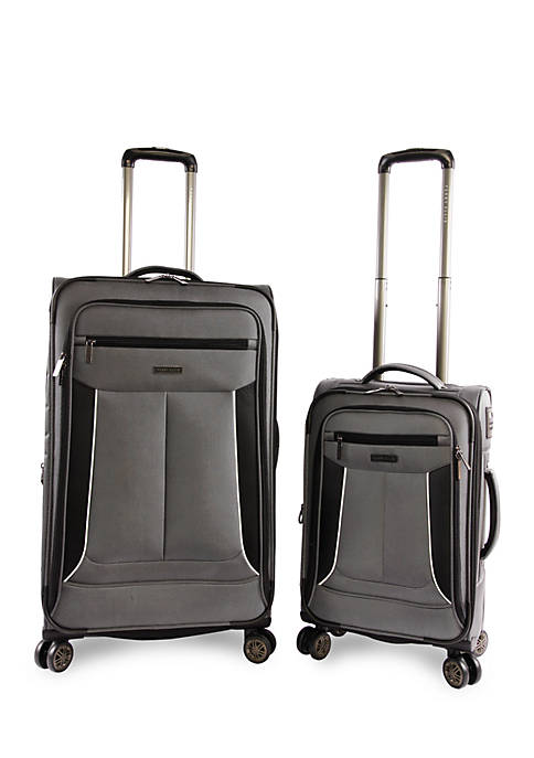 Perry Ellis® Viceroy 2-Piece Spinner Luggage Set