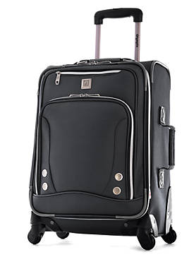 Skyhawk Upright Spinner Black 21-in. x 14-in. x 11-in.