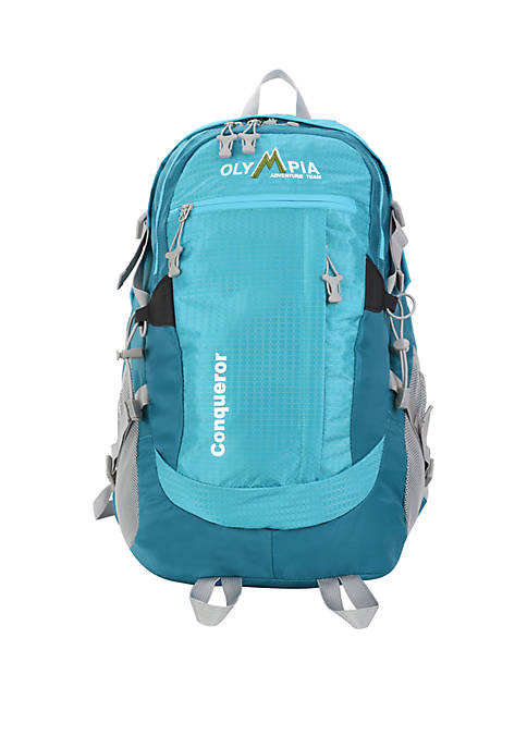 Olympia Luggage Conqueror Outdoor Backpack