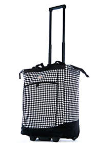 Fashion Rolling Shopper Tote - Online Only