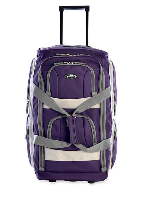 Olympia Luggage 26-in. Rolling Duffel