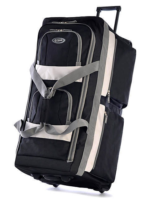 5ec0c75a8f View Product. X. Olympia Luggage 29-in. Rolling Duffle