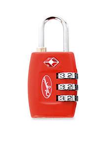 TSA Combination Lock - Online Only