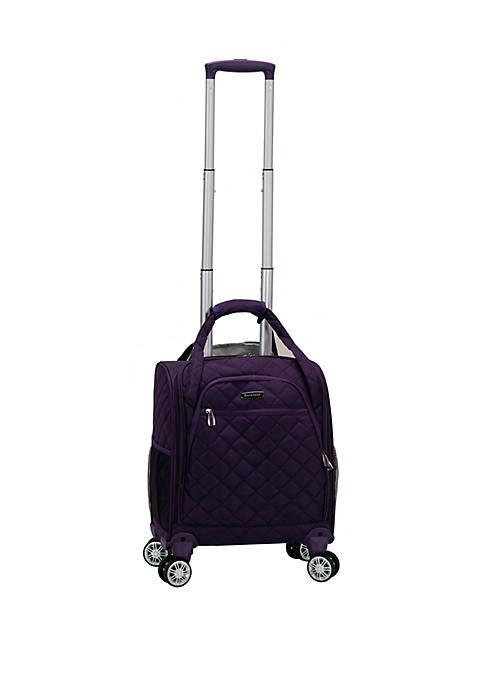 Melrose Wheeled Under Seat Carry On Spinner